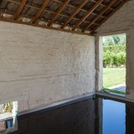 Garden Room by Indra Janda swimming pool