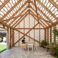 Garden Room by Indra Janda interior
