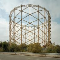 Offgrid: photographs of UK gas holders by Richard Chivers
