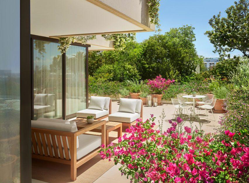 West Hollywood Edition Hotel