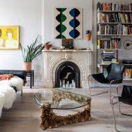 VonDalwig Architecture brightens Brooklyn townhouse House 22