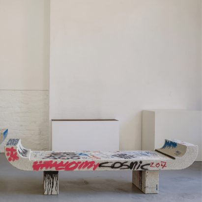 In Circulation at Design Miami by Rooms Studio