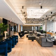 Equinox and Industrious open co-working hub in Hudson Yards