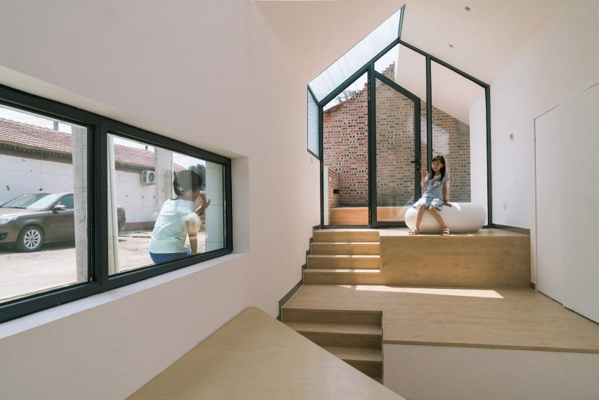 Intertwine House by Wonder Architects