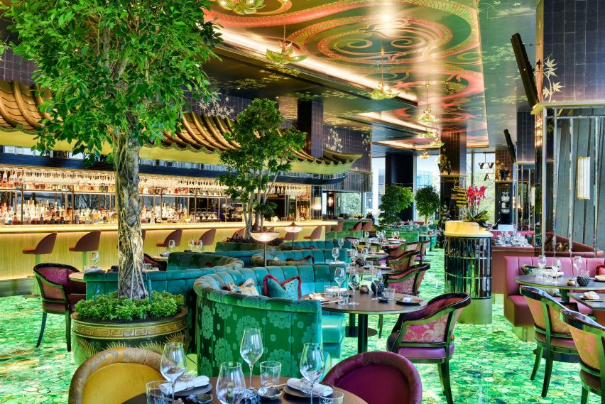 The Ivy Asia, London