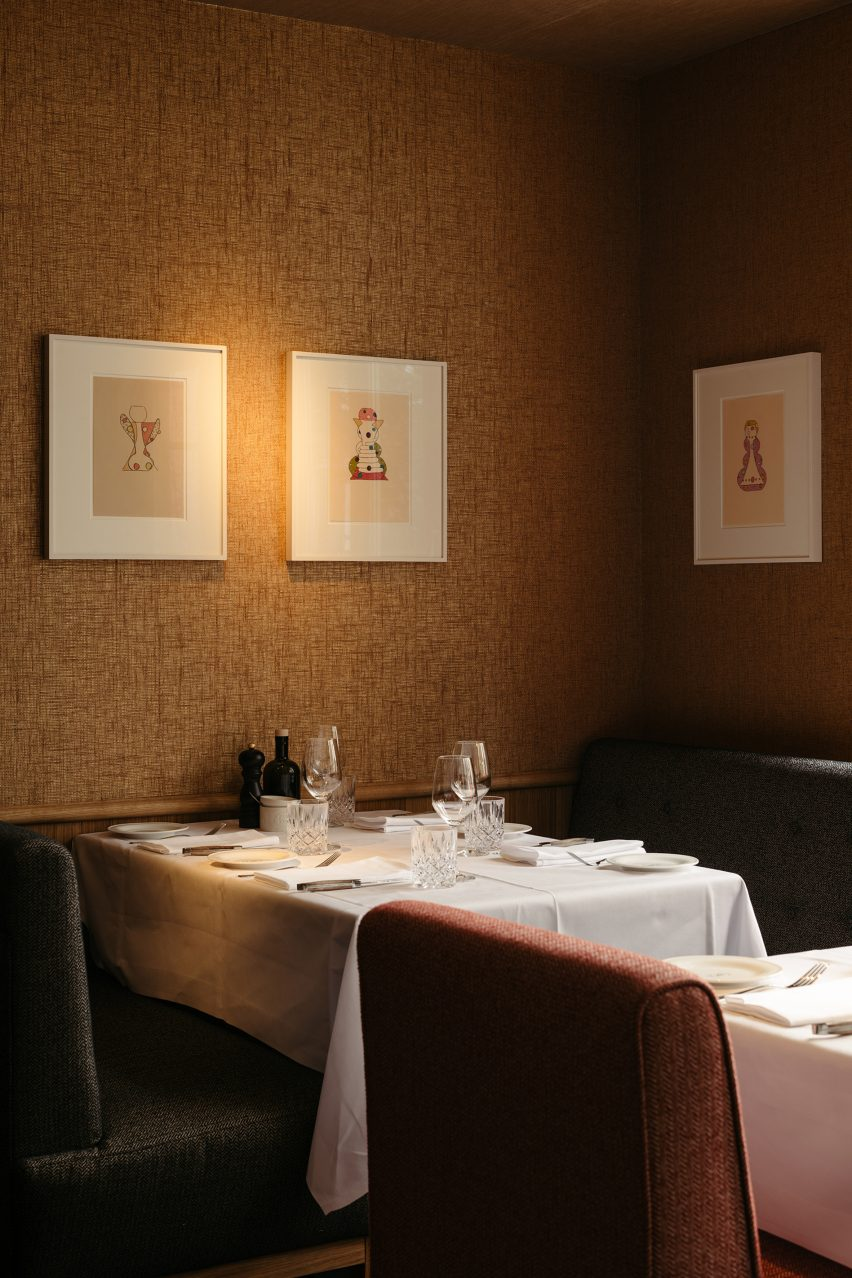Le Petit Royal Frankfurt restaurant