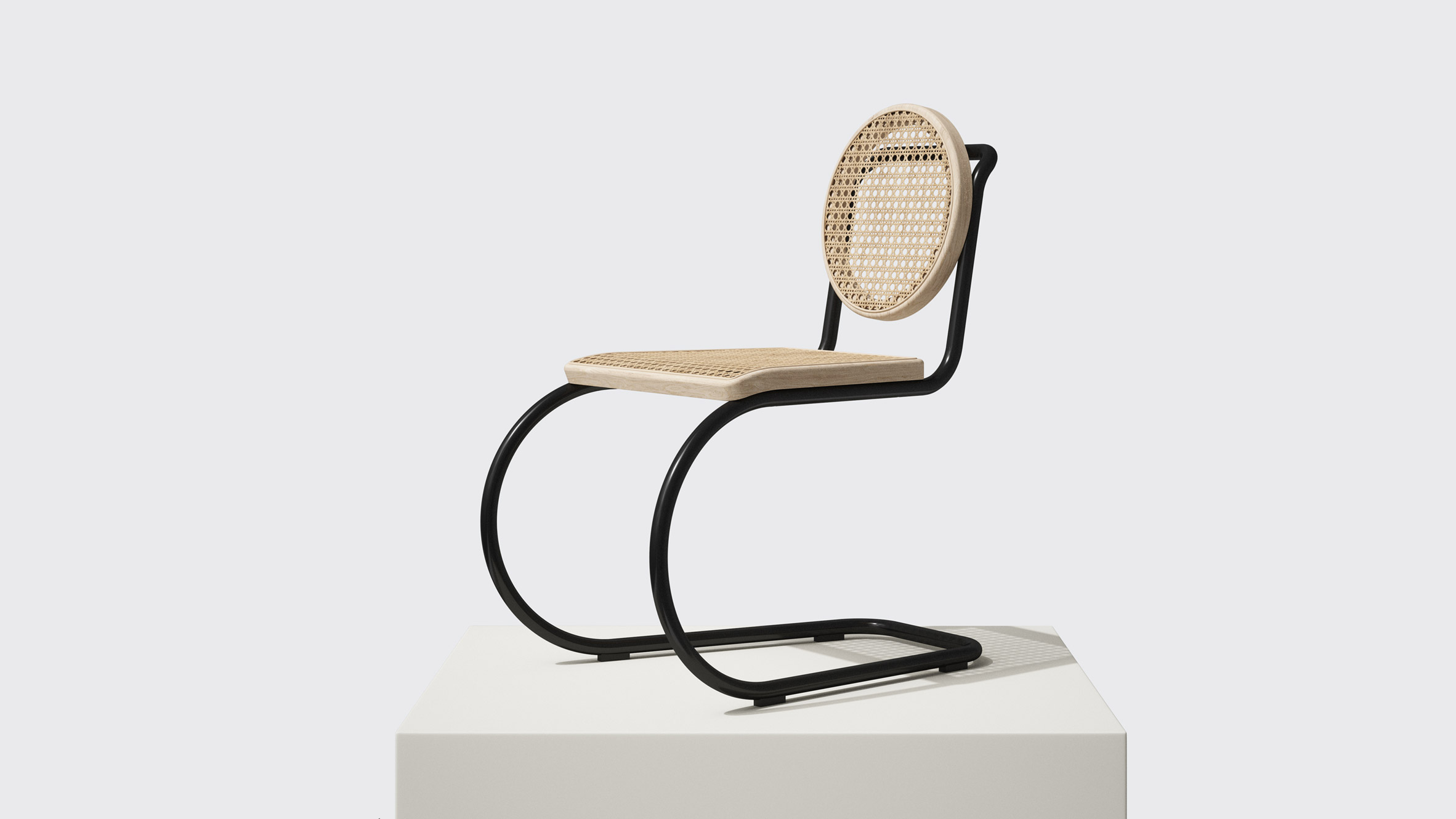 Mater uses recycled plastic and rattan for latest furniture designs