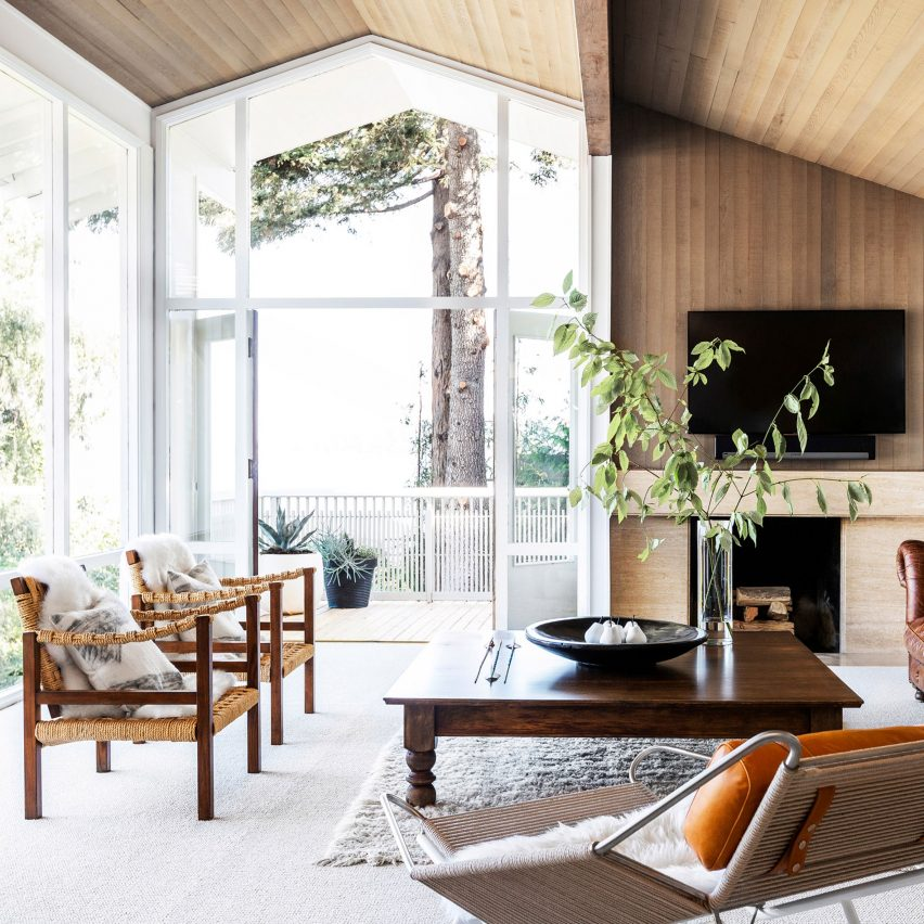 Wittman Estes brightens up 1960s home in the Pacific Northwest