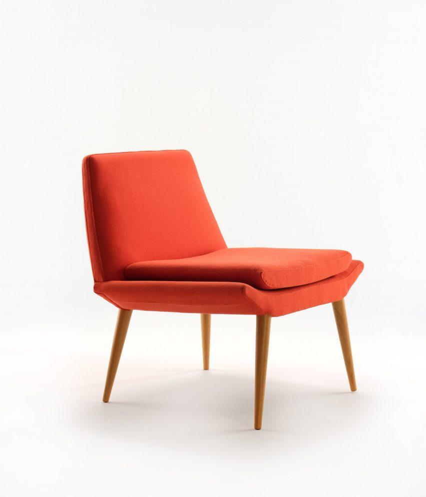 Miami 330 lounge chair by Morgan
