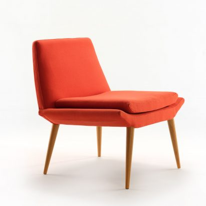 Miami 330 lounge chair by Morgan