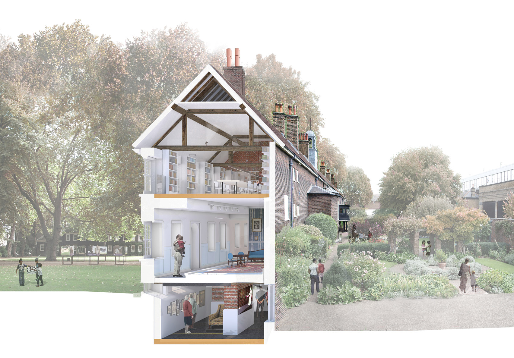 Geffrye Museum reopens as Museum of the Home