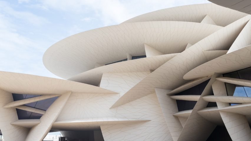 National Museum of Qatar by Atelier Jean Nouvel