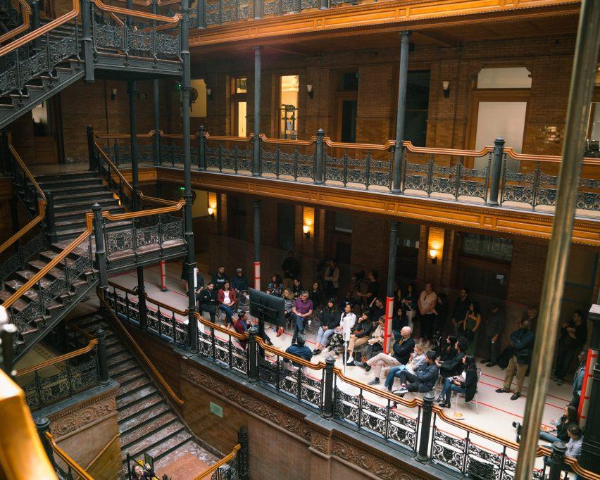 "NeueHouse to launch Bradbury Building location with ""LA Futures"" talks"
