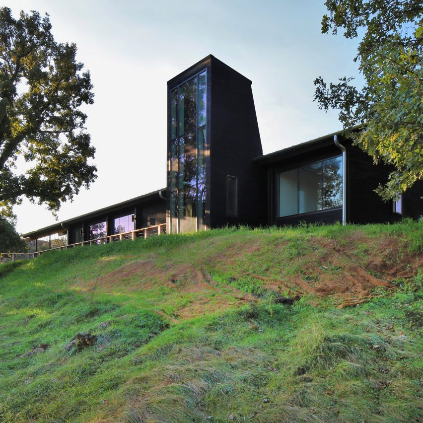 BVH creates visitor centre for bluff overlooking Nebraska river valley