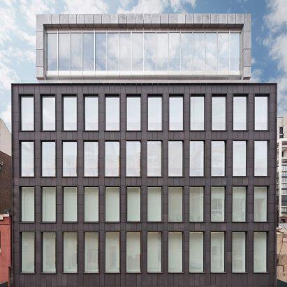 Pace Gallery by Bonetti Kozerski Architecture