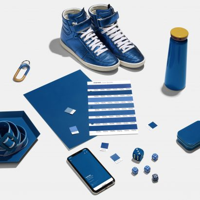 This week, Pantone predicts Classic Blue as colour of the year