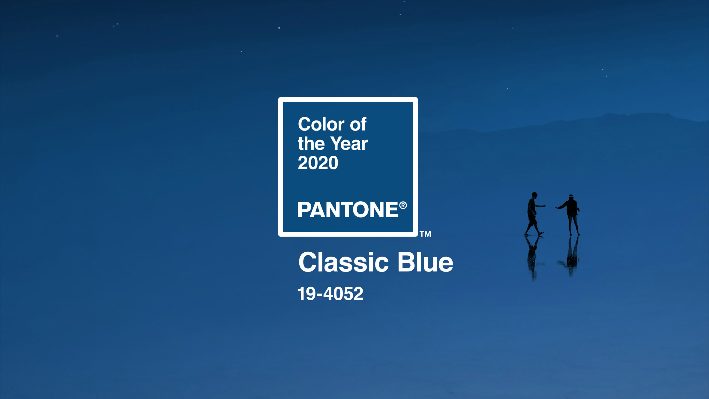 Classic Blue Is Pantones Colour Of The Year For 2020