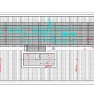 PEM Building Alberto Moletto Roof Plan