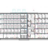 PEM Building Alberto Moletto Section