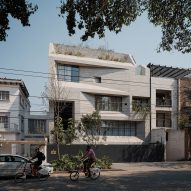 Studio Rick Joy designs concrete apartment complex in Mexico City's Polanco neighbourhood