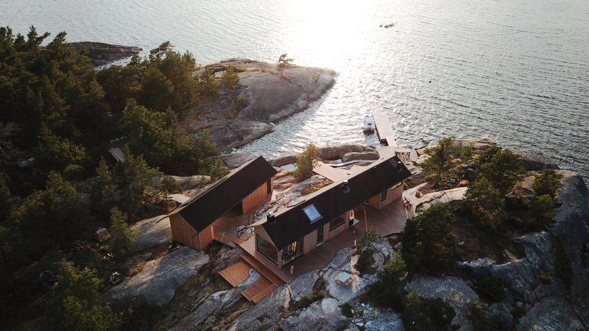 Project Ö by Aleksi Hautamaki and Milla Selkimaki