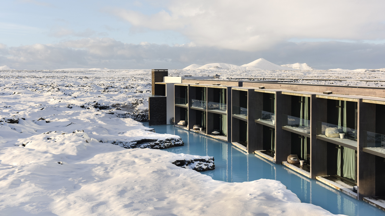 The Retreat At Blue Lagoon Iceland Immerses Guests In Nature