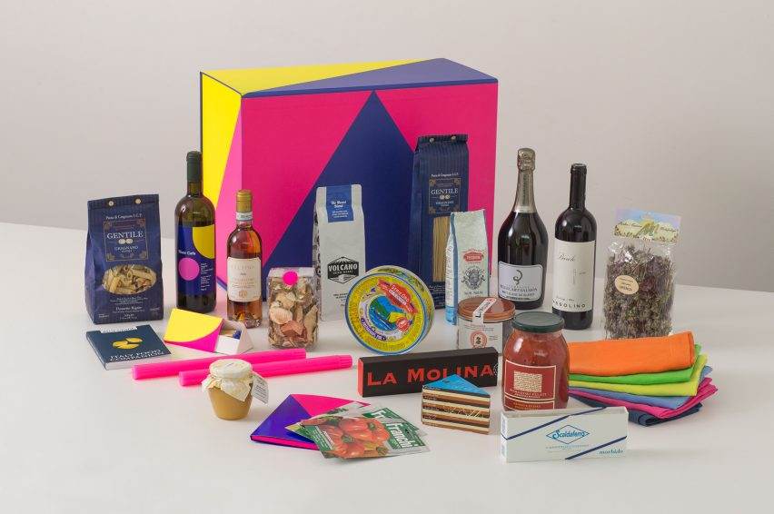 River Cafe restaurant releases limited edition gift boxes