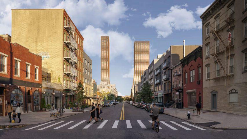 River Street Waterfront Masterplan by Bjarke Ingels Group