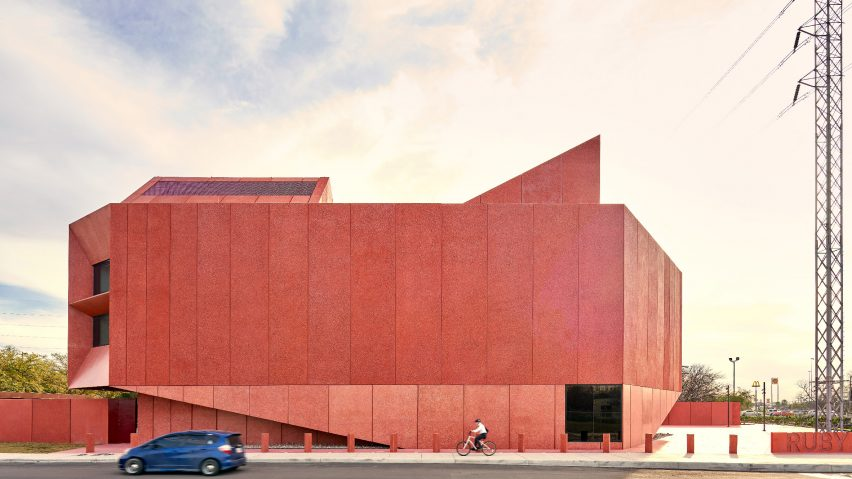 Ruby City by David Adjaye Associates