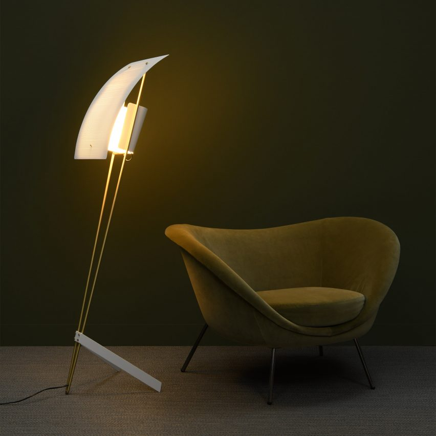 Sammode reissues classic lighting designs by Pierre Guariche