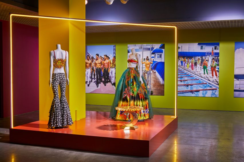 South Beach Stories by Sasha Bikoff for Versace