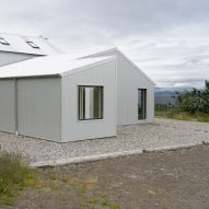 Guesthouse Nýp in Iceland by Studio Bua