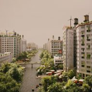 Superflux shows how future homes might face realities of climate change in 2219