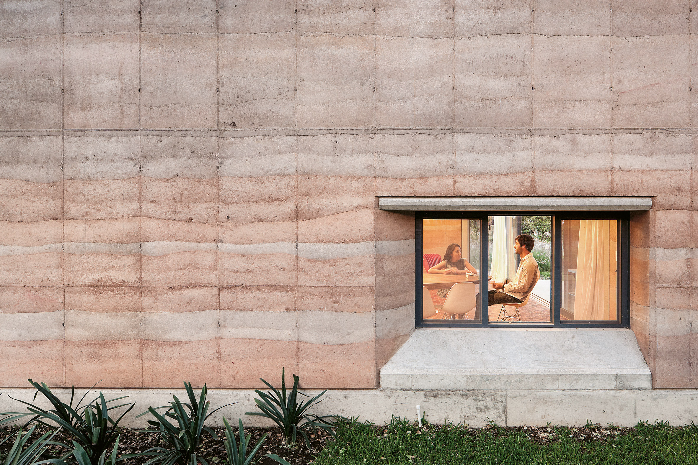 Casa Ajijic by Tatiana Bilbao Estudio. Photo is by Iwan Baan