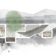 TEA Community Centre by Waterfrom Design section one