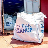 The Ocean Cleanup to make products from collected marine plastic