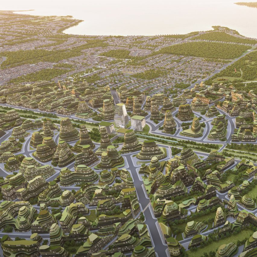 "Partisans to turn Canadian town into ""city of the future"" The Orbit"