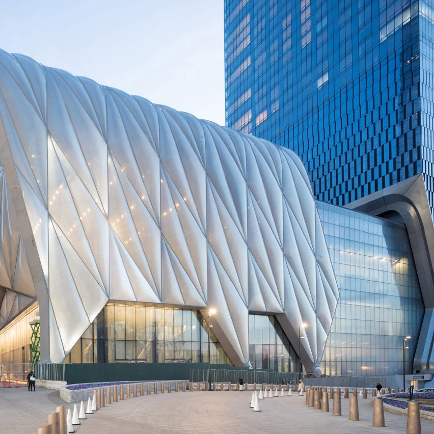 Dezeen's top 10 museums and galleries of 2019