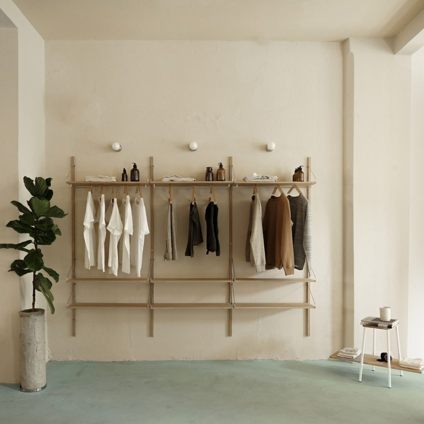 The Slow concept store by Frama
