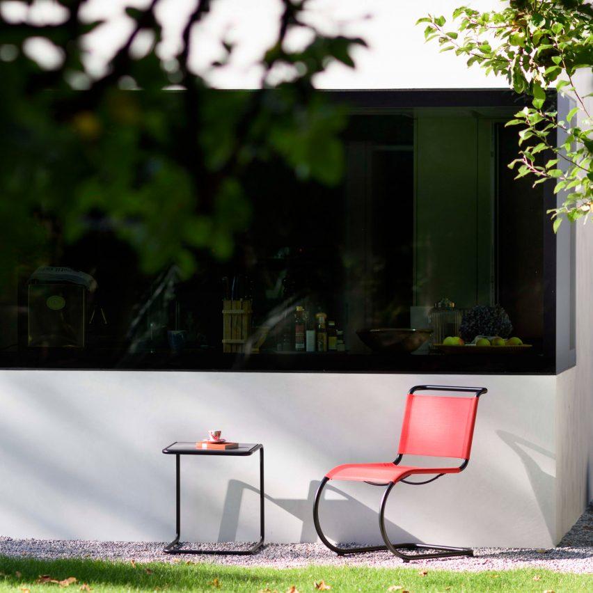 10 Bauhaus gifts: All season chair by Thonet