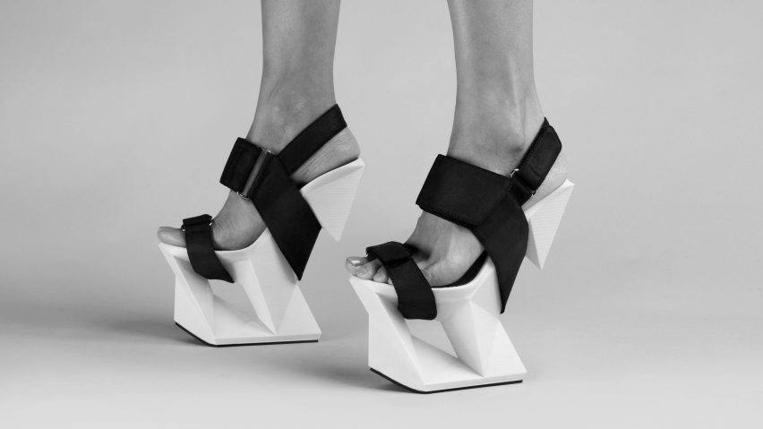 Ice Shoes by United Nude