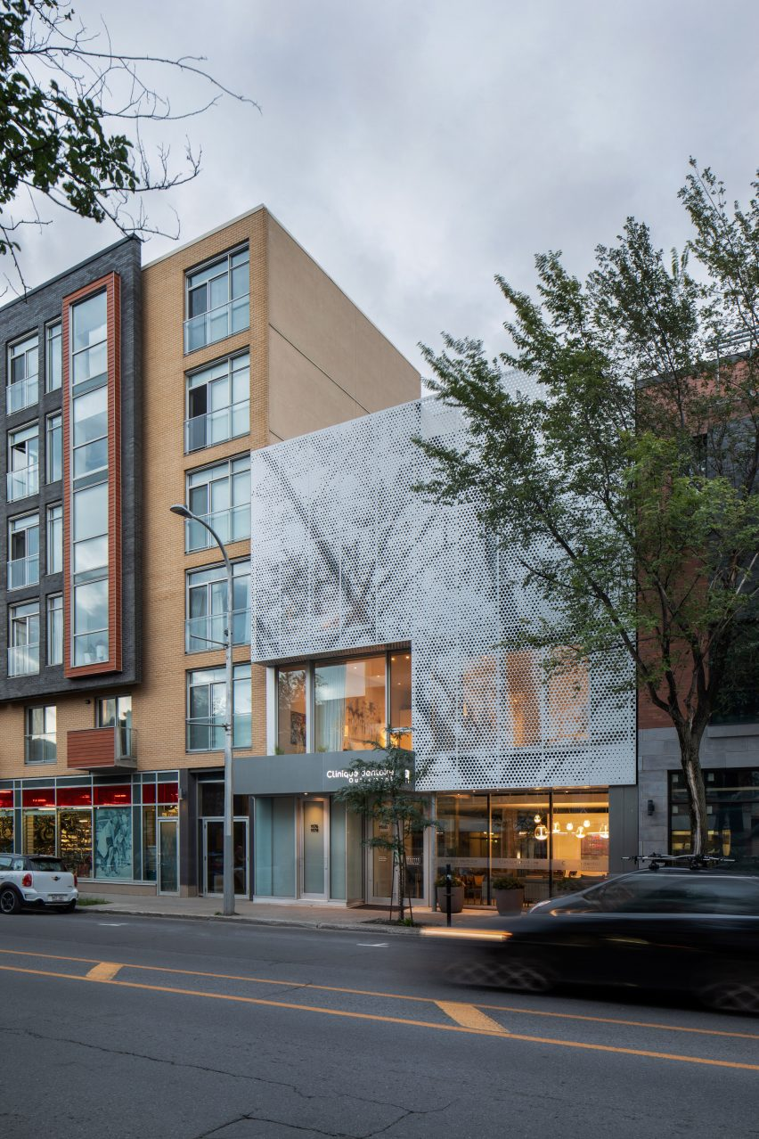 Van Horne by Paul Bernier Architecte