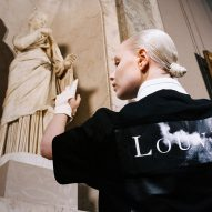 Virgil Abloh creates streetwear collection for the Musée du Louvre