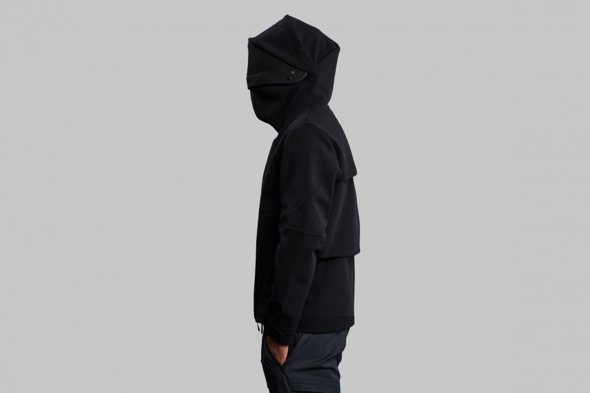 Deep Sleep Cocoon jacket by Vollebak
