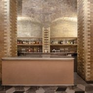 Wilder restaurant by Kirkwood McCarthy for Terence Conran