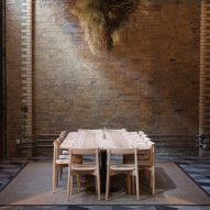Kirkwood McCarthy creates earthy interior for Terence Conran's new restaurant Wilder