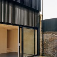 Windsor Road outbuilding house by Russell Jones