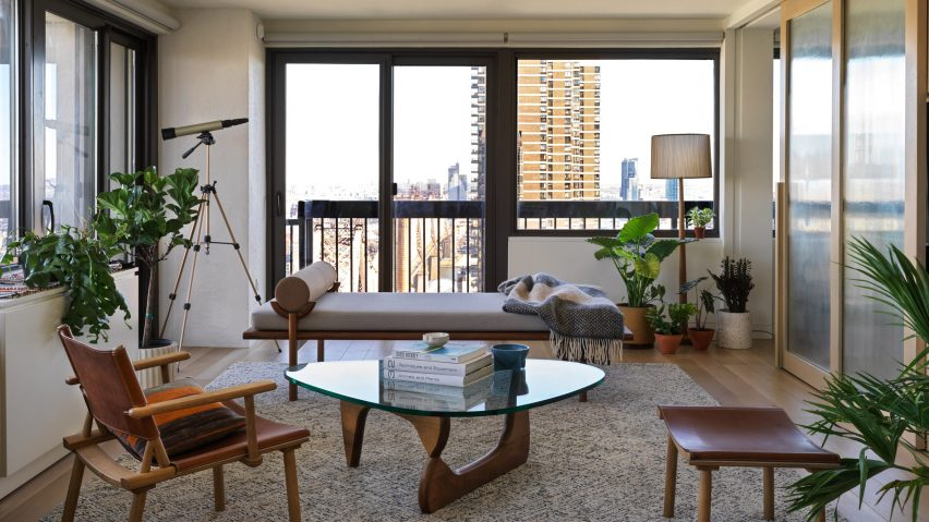 General Assembly upgrades apartment inside brutalist Manhattan tower
