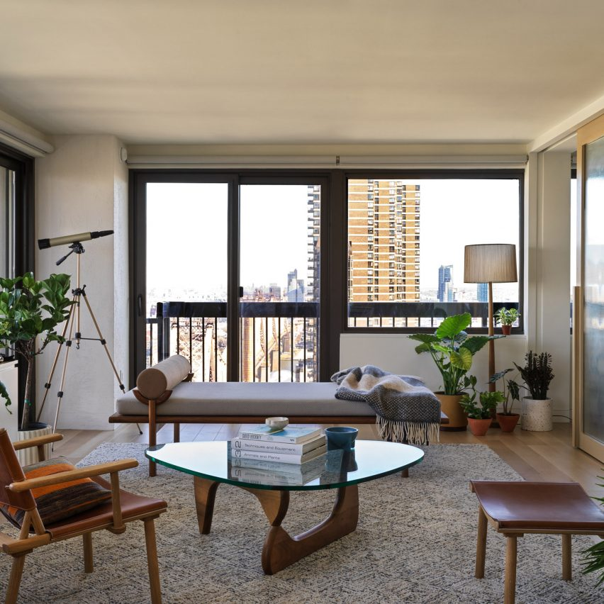 General Assembly upgrades apartment inside brutalist Manhattan tower