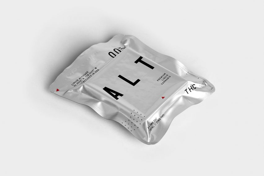 ALT cannabis packaging